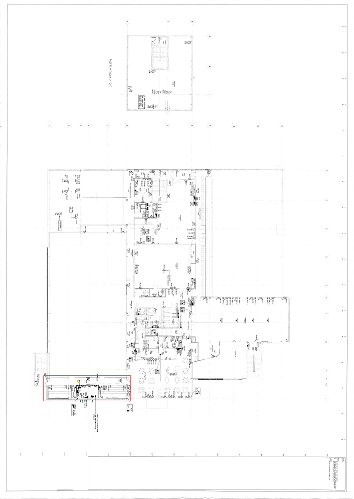 1st Floor Sketch 1
