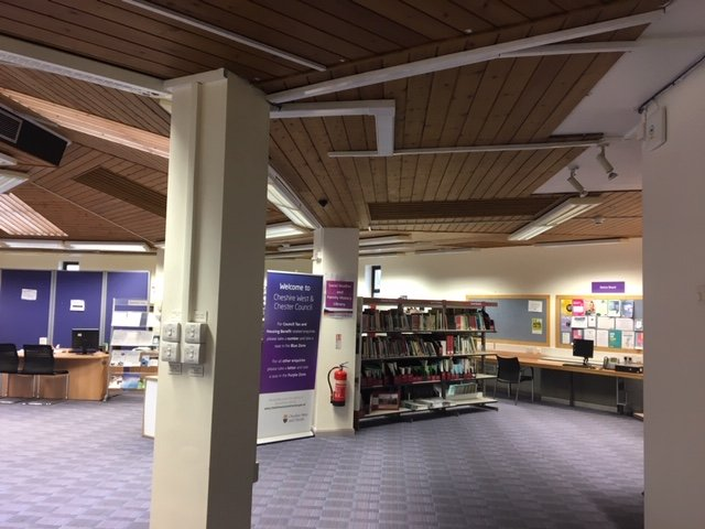 Pearson Library 4