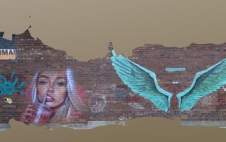Photogrammetry Liverpool Wall 2