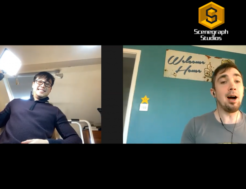getSCENE Vlog #5 – Tang Inclusion – Include everyone or be sued