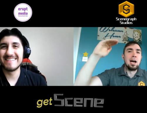 getSCENE Vlog #4 – Eruptmedia – Social media funnelling