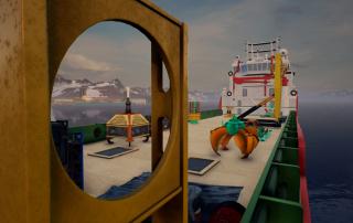 Scenegraph Hughes Subsea Animation 2