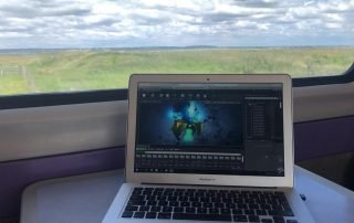remote Desktop on train