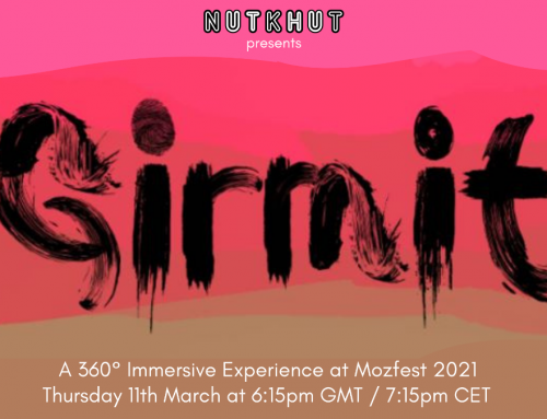 Girmit: A 360 Immersive Experience at Mozfest