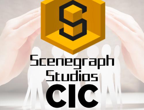 Scenegraph Studios CIC – community interest company