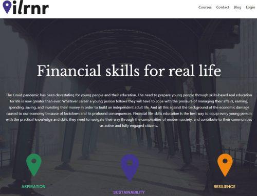 iLrnr – Website
